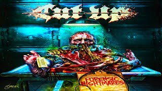 • CUT UP (Ex Vomitory) - Forensic Nightmares [Full-length Album] Old School Death Metal