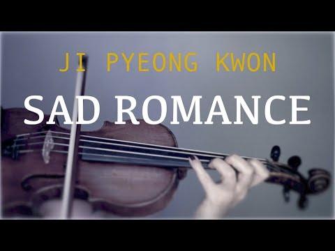 Sad Romance for violin and piano (COVER)