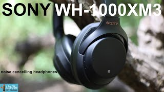 Sony WH 1000XM3 : A Walk in the Park (or Countryside) for Noise Cancelling!