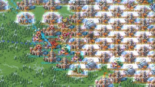Lords Mobile: New Kingdom, Carpet Rally, Rally Attempt On 586Mil Might & Solo