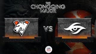 [DOTA 2] Virtus.Pro VS Team Secret (BO3) - Chongqing Major Playoffs Day 4 [LIVE]
