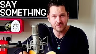 Justin Timberlake feat. Chris Stapleton - SAY SOMETHING (Liam Holmes Cover)