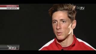 Fernando Torres Interview with beIN Sports 2015