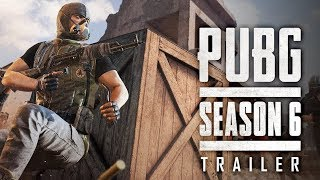 PUBG: Season 6 - Offİcial Gameplay Trailer (2020)