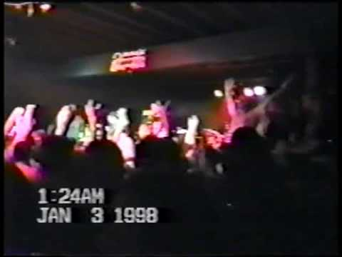 DOWN live Stone the Crow 1998