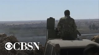 U.S.-backed forces in Syria say battle against ISIS not yet over