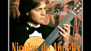 ❤♫ Nicolas de Angelis - Adieu l