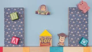 Disney|KIDEA&BLOCK<トイ・ストーリー>より】ウッディの仲間たちが登...