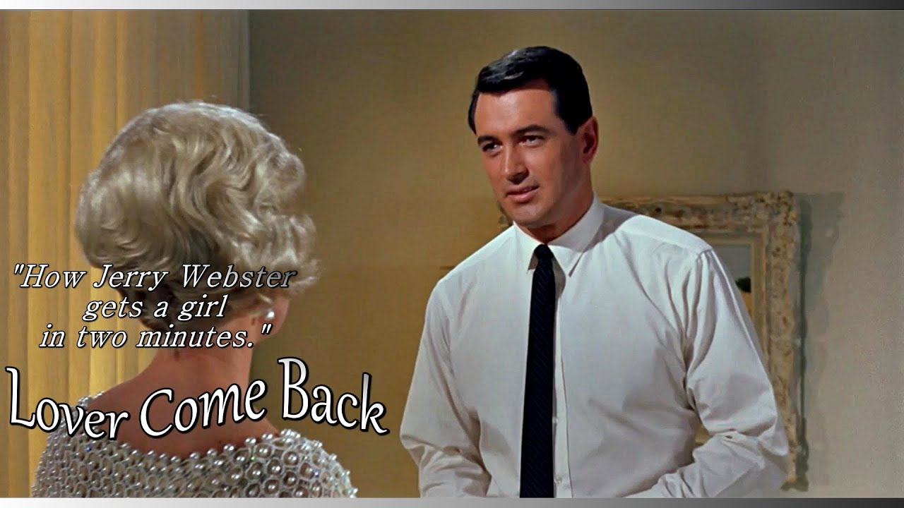 Download Lover Come Back 1961