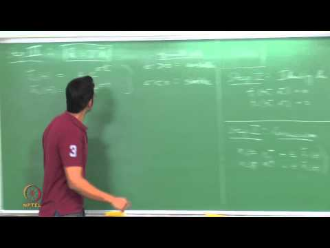 Mod-01 Lec-20 Introduction to stability of dynamical systems: ODEs