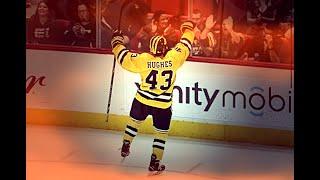 QUINN HUGHES HIGHLIGHTS   Michigan / Team USA