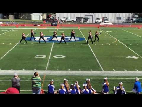 Illinois College Dance Team 9-10-16
