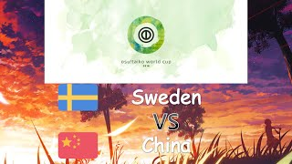 Osu Taiko World Cup 2016 Group Stage Group G Sweden Vs China