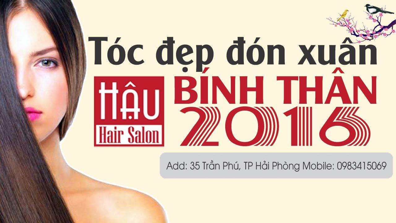 Tiệm cắt tóc nữ đẹp ở Hải Phòng – Hậu Hair Salon