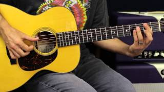 X Ambassadors - Renegades - How To Play On Guitar - Guitar Lesson - EASY Chords