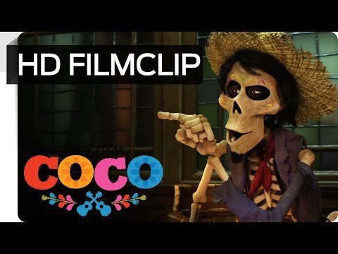 COCO - Filmclip: Reiß dich zusammen! | Disney•Pixar HD