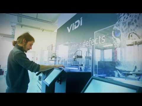 ViDi Systems: un exemple de l'industrie 4.0 suisse