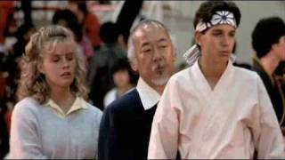 The Karate Kid Montage - You're the Best