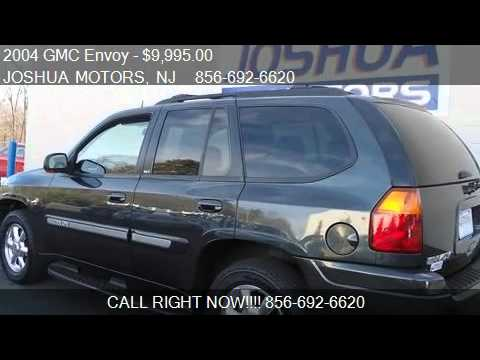 2004 gmc envoy slt for sale in vineland nj 08360 youtube for Joshua motors vineland nj