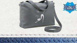 Женская сумка-саквояж Сетчел «Мур» купить в Украине - обзор