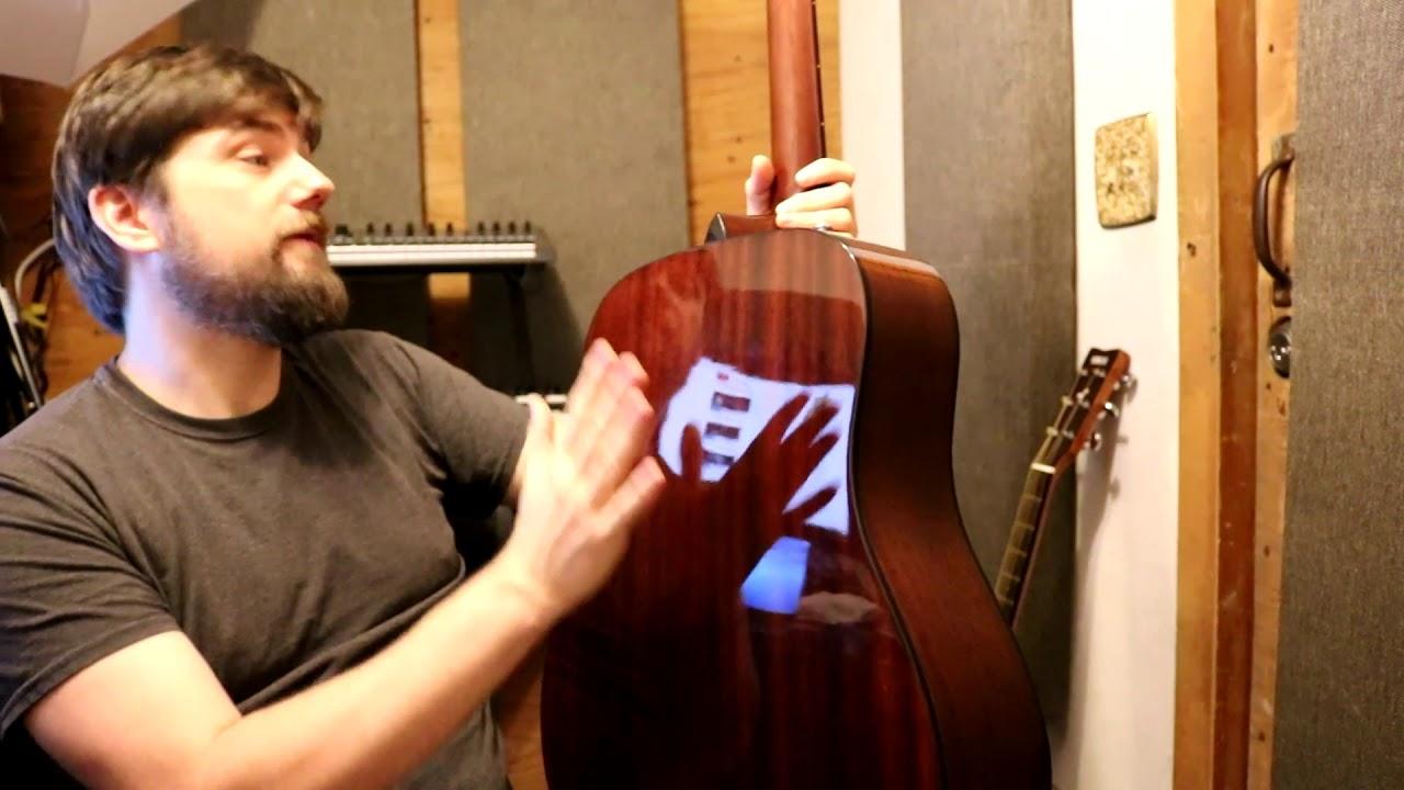 Cheap Acoustic Guitar Shootout: Fender CD-60 vs Yamaha FG ...