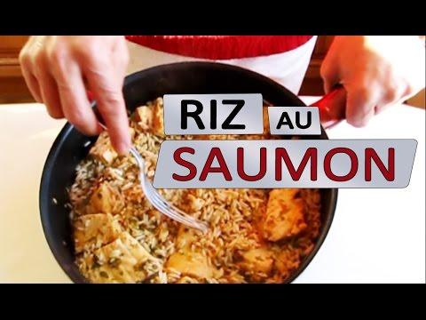 une-bonne-recette-de-riz-au-saumon-|-maman-cuisine