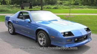1985 Chevrolet Camaro Z28 IROC-Z **SOLD** - Video Test Drive with Chris Moran...