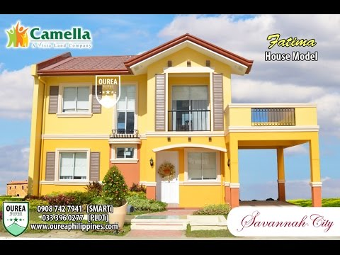 Savannah model house iloilo