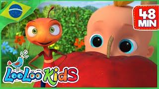 As Formigas Marcham - Músicas Infantis Para Crianças - LooLoo Kids Português