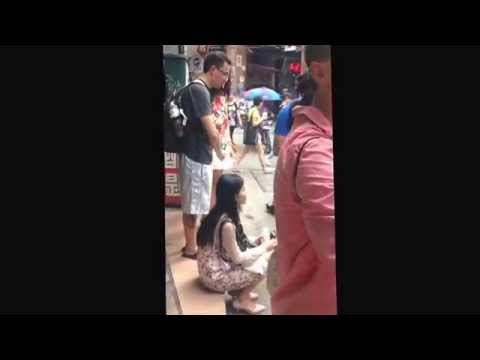 Chinese market in Guangzhou- IUPUI Study abroad summer 2014