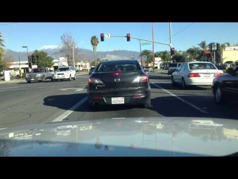 Drive along Florida Ave in Hemet CA!