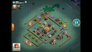 "Стрим игры ""Clash of Clans""."