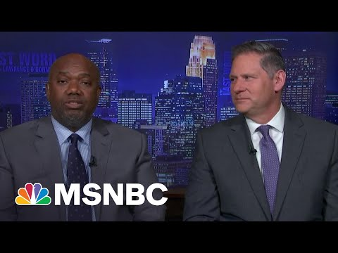 Chauvin Trial Prosecutors React To Guilty Verdict | The Last Word | MSNBC