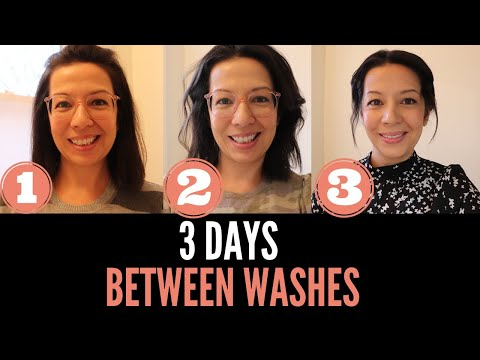 easy-day-1,-2-and-3-hairstyles-for-thin-hair-and-hair-loss-(plus-i-apply-rogaine-on-dirty-hair?)