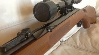 bsa centenary 22 air rifle one of a thousand
