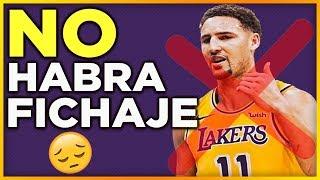 Noticas del fichaje de Klay Thompson a Los Angeles Lakers 😱 | NBA Lakers en Español 🎙️