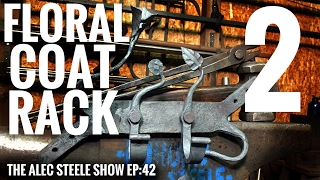 BEAUTIFUL FLORAL COAT RACK PART 2!!! Episode 41: The Alec Steele Show!!