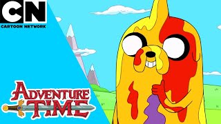 Adventure Time | The Wacky Compilation | Cartoon Network