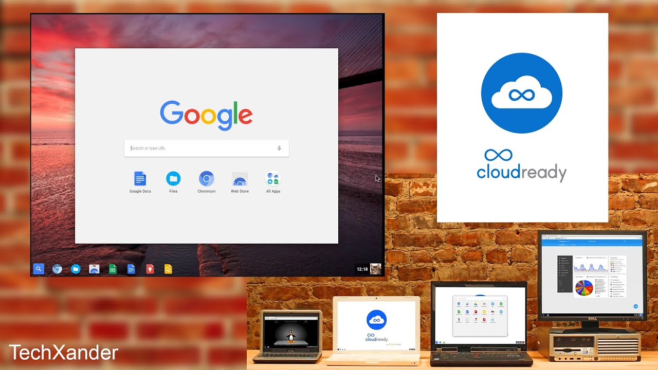 How to install chrome os (cloudready) on vmware youtube.