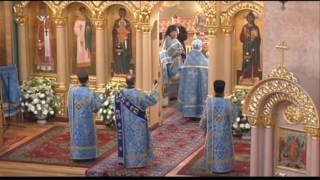 Пояс Пресвятой Богородицы  в Петербурге, Россия