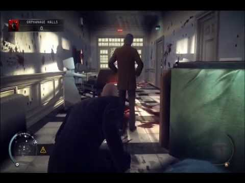 Hitman Absolution- Find the fuses on