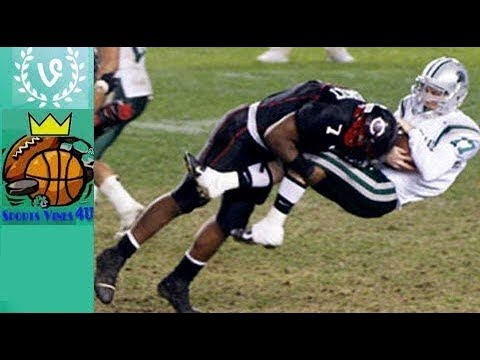 f6553f826038 Biggest Football Hits Ever - Best Football Beat Drop Vines Compilation 2018