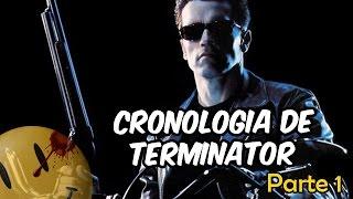 Cronología de Terminator – Parte 1: Viajes en el Tiempo