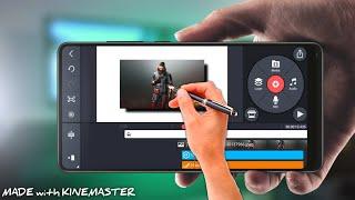 🔥 4 Editing Tricks for Youtubers in Kinemaster📲   Must Try   Kinemaster Tutorial screenshot 5