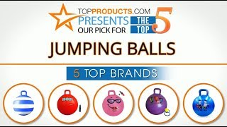 Best Jumping Ball Reviews 2017 – How to Choose the Best Jumping Ball
