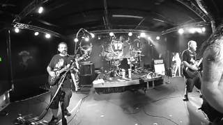Heavy Metal Concert in 360° Video