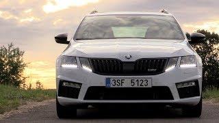 Škoda Octavia Combi RS 2,0 TSI | RS PROMO