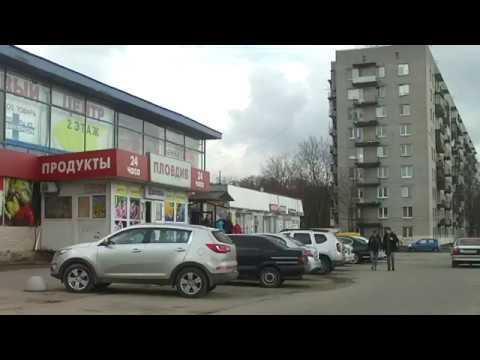 Улицы города Красное село. Санкт-Петербург