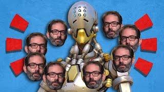 Overwatch - Jeff's Response to Terry Crews Reveal