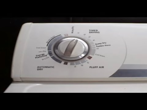 Timer when not heating Whirlpool 29 inch electric dryer